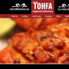Tohfa Take Away serving Indian
